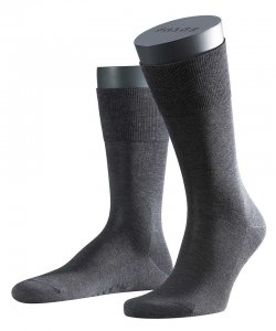 Falke Tiago Socks Anthracite 14662