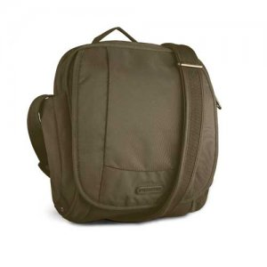 Pacsafe Metrosafe 200 GII Anti-Theft Shoulder Bag Jungle Gre...