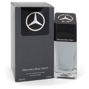 Mercedes Benz Select Eau De Toilette Spray 3.4 oz / 100.55 m...