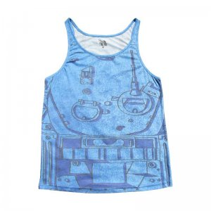 Gaytanks Schematic Tank Top T Shirt