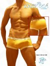 Icker Sea Contrast Trim Boxer Brief Underwear Mango COI-12-138