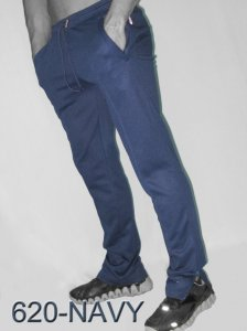 Whittall & Shon Gym Pants Navy 620