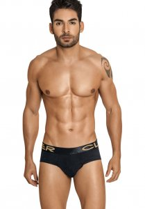 Clever Atlantida Classic Brief Underwear Black 5158