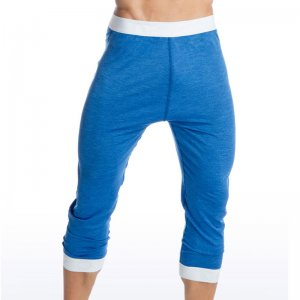 Gigo RACING BLUE Jogger Three Quarter Pants G19109