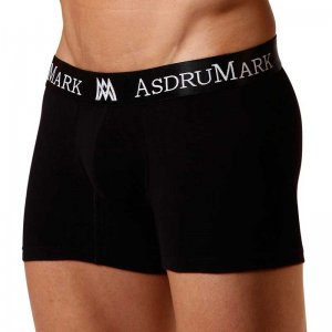 Asdrumark Classic Boxer Brief Underwear Black 151081011