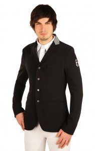 Litex Equestrian Riding Racing Jacket Black J1134