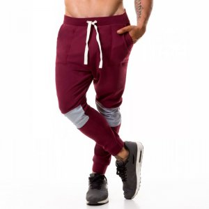 Jor Soho Athletic Pants Red 0361