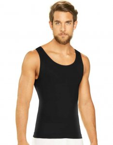 Diane & Geordi Shapewear Tank Top Black 3301