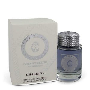 Charriol Infinite Celtic Eau De Toilette Spray 3.4 oz / 100....