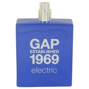 Gap 1969 Electric Eau De Toilette Spray (Tester) 3.4 oz / 10...