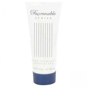 Faconnable Faconnable Stripe After Shave Balm 3.4 oz / 100.5...