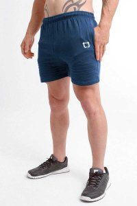 Twotags Ultra Sweat Shorts Shadow Blue