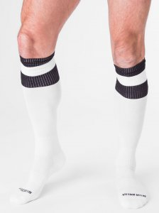 Barcode Berlin [3 Pack] Football Socks White/Black 90143-204