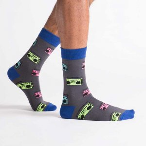 Sock It To Me Pump It Up Socks