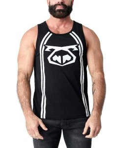 Nasty Pig Outpost Tank Top T Shirt Black 1346