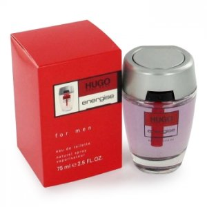 Hugo Boss Energise Eau De Toilette Spray 2.5 oz / 73.93 mL Men's Fragrance 421747