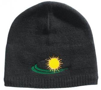 Grace Acrylic Beanie With Polar Fleece Inner Cap AH744