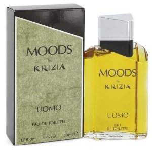 Krizia Moods Eau De Toilette 1.7 oz / 50.27 mL Men's Fragrances 482499