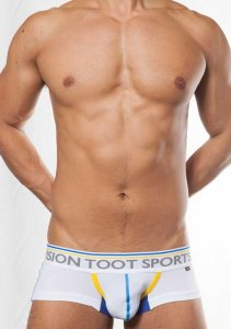 Toot Sports Division Nylon Nano Trunk Underwear Blue NB744334