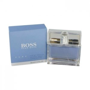 Hugo Boss Pure Eau De Toilette Spray 2.5 oz / 75 mL Men's Fragrance 456725