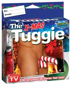 Pipedream X-Mas Tuggie Pouch Underwear PD858201 USA3