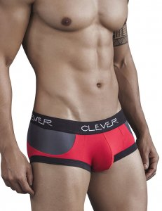 Clever Carioca Spirit Latin Brief Underwear Red 5255