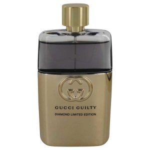 Gucci Guilty Diamond Eau De Toilette Spray (Limited Edition ...