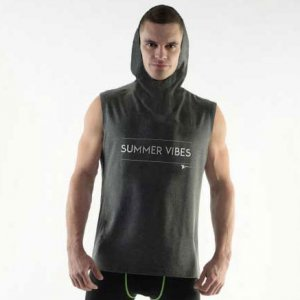 DMXGEAR Summer Vibes Pure Sport Sleeveless Hoodie Sweater Da...