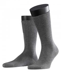Falke Tiago Socks Light Grey 14662