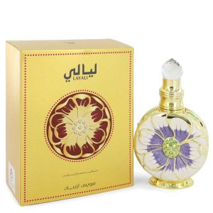 Swiss Arabian Layali Perfume Eau De Parfum Spray (Unisex) 1.7 oz / 50.27 mL Men's Fragrances 546256