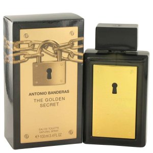 Antonio Banderas The Golden Secret Eau De Toilette Spray 3.4...