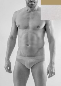 Geronimo Slip Brief Underwear White 1667S2-1