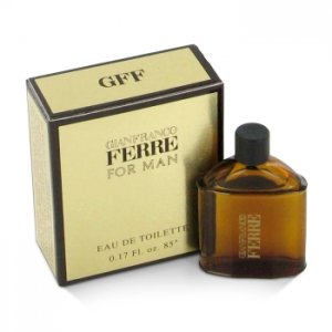 Gianfranco Ferre Mini EDT 0.17 oz / 5 mL Men's Fragrance 413...