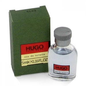 Hugo Boss Mini EDT 0.17 oz / 5 mL Men's Fragrance 414049