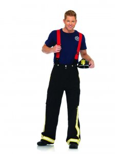Leg Avenue Fire Captain Costume 83684
