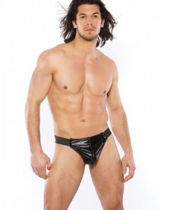 Allure Zeus Wetlook Thong Underwear 24-1042