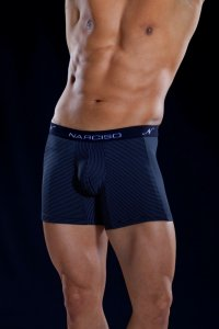 Narciso Boxer Brief Underwear EDDIE 1000 N Black