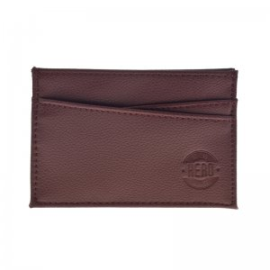 Hero Wallet Adams Series 805brn Better Than Leather