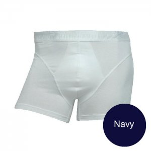 Minerva Sporties Basic Short Boxer Brief Underwear Navy 20262