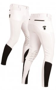 Litex Equestrian Riding Breeches Pants White J1176