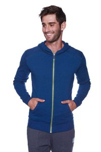 4-rth Edge Crossover Hoodie Sweater Royal Blue