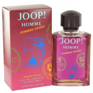 Joop! Summer Ticket Eau De Toilette Spray 4.2 oz / 124 mL Fr...