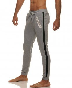STUD Culver Sweat Pants Heather Grey