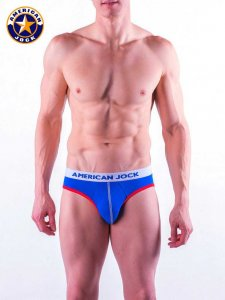 Go Softwear A J Sprint Jock Brief Jock Strap Underwear Royal Blue 8730