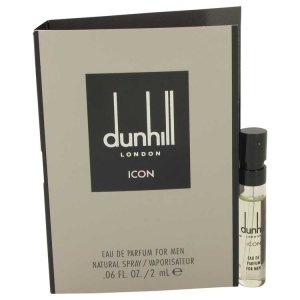 Alfred Dunhill Icon Vial (Sample) 0.06 oz / 1.77 mL Men's Fr...