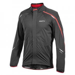 Craft Bike Tech EB Long Sleeved Jacket Black/Bright Red 1902915