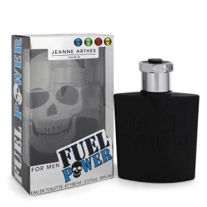 Jeanne Arthes Fuel Power Eau De Toilette Spray 3.4 oz / 100....