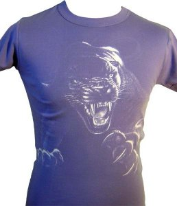 Lord Panther Short Sleeved T Shirt 8601