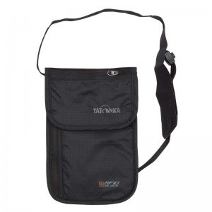 Tatonka Skin Neck Pouch RFID B Bag Black