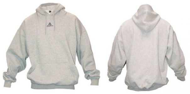 Akadema Sport Hoody Sweater Heather Grey SHODY